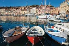 Vieux port de Portoferraio. (© MasterLu - iStockphoto.com)