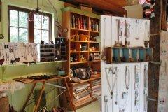 Charmante boutique d'artisans à l'Isle-aux-Coudres. (© Valérie FORTIER)