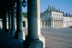 Place de la Carrière - Palais du Gouverneur (© ERWAN LE PRUNNEC - ICONOTEC)