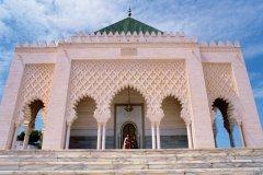 Mausolée de Mohammed V. (© Author's Image)