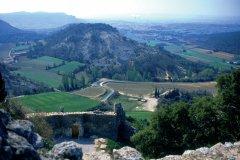 Vue de Clansayes près de Grignan (© PHOVOIR)