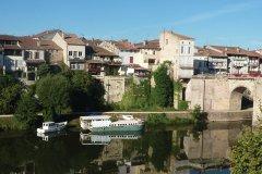 Villeneuve-sur-Lot. (© CDT47)