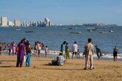 Sur la plage de Mumbai. (© Stephane106 - iStockphoto)