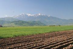 Paysage de la région de Braşov. (© Stéphan SZEREMETA)