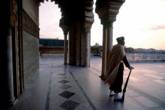 Mausolée Mohammed V. (© Atamu RAHI - Iconotec)