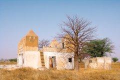 Architecture typique de la région de Saint-Louis. (© Author's Image)