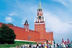 Kremlin, Tour du Sauveur. (© Stéphan SZEREMETA)