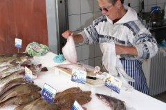 Etals de poissons quai Gambetta (© Olivier LECLERCQ)