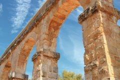 Aqueduc de les Ferreres. (© Nobilior - iStockphoto.com)