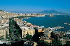 Vue de Naples depuis Posilipo. (© Hugo Canabi - Iconotec)