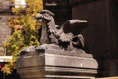 Détail de la fontaine place de la Victoire (© Julien Hardy - Author's Image)