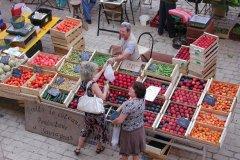 Le marché d'Agen. (© CDT47)