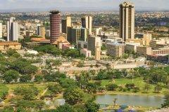 La ville de Nairobi. (© EunikaSopotnicka)