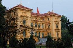 Le palais présidentiel. (© Philippe GUERSAN - Author's Image)