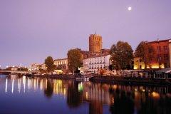 Agde, de nuit (© VINCENT FORMICA)