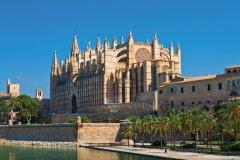Cathédrale de Palma de Majorque. (© i_compass - iStockphoto)