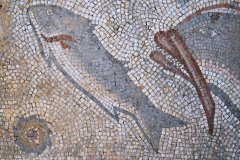 Détail de mosaïques des ruines de Milreu. (© AngeloDeVal - Shutterstock.com)
