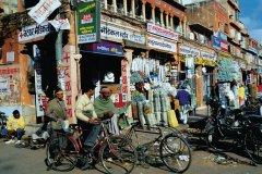 Dans les rues de Jaïpur. (© Alamer - Iconotec)