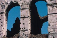 Le Colisée a subi les outrages du temps. (© John Frechet - Iconotec)