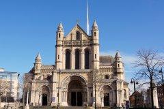La cathédrale Saint-Anne, Belfast. (© Angelo D'Amico - Fotolia)