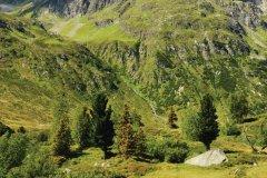 Paysage naturel de la Silvretta, Montafon. (© Netzer Johannes - Fotolia)