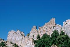 Le château de Peyrepertuse (© IRÈNE ALASTRUEY - AUTHOR'S IMAGE)