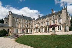 Le château de Terre-Neuve, à Fontenay-le-Comte (© GILLES OSTER - FOTOLIA)