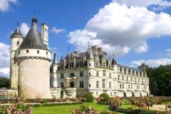 Château de Chenonceau. (© VICTOR TORRES - Shutterstock.com)