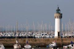 Le phare de Port Haliguen (© Richard Villalon - Fotolia)