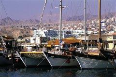 Port d'Eilat. (© Tom Pepeira - Iconotec)