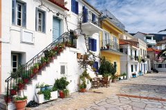 Maisons de Parga. (© Y. Papadimitriou - Fotolia)