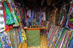 Magasin de textile à Arusha. (© Black Sheep Media / Shutterstock.com)