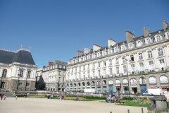 La place du Parlement de Bretagne. (© jerome DELAHAYE - Fotolia)