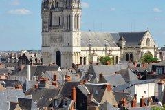 La cathédrale Saint-Maurice d'Angers (© Christian Musat - iStockphoto.com)