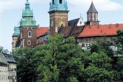 Colline de Wawel, château royal. (© S.Nicolas - Iconotec)
