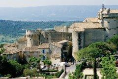 Le château de Gordes (© VINCENT FORMICA)