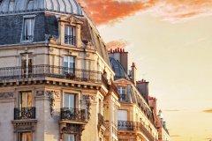 Architecture haussmannienne. (© VitalyEdush - iStockphoto)