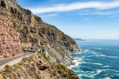 Chapman's Peak Drive. (© razzel - Shutterstock.com)