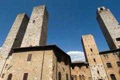 Les tours de San Gimignano. (© FrankvandenBergh - iStockphoto.com)