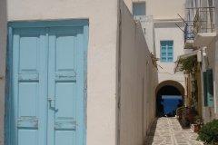 Vieille ville de Parikia. (© Ana JOVETIC-VUCKOVIC)