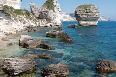Les falaises de Bonifacio (© Balmelles - Fotolia)
