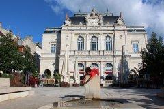Théâtre de Lons-le-Saunier. (© Jura Tourisme/A. Denegnan)