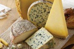 Plateau de fromages. (© P.Soissons-AFA-1)