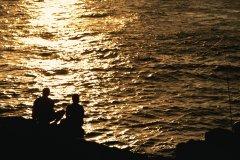 Coucher de soleil à Porto Moniz. (© Author's Image)