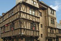 Vieille maison de Bayeux (© Petitonnerre - Fotolia)