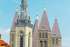 Cathédrale Notre-Dame de Tournai. (© HTuller - iStockphoto)