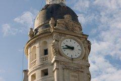 L'horloge de la gare de La Rochelle (© Nko - iStockphoto.com)
