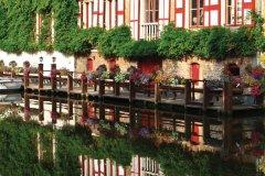 Canaux de Bruges. (© Lawrence BANAHAN - Author's Image)