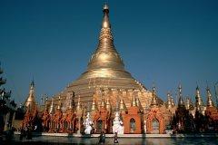 Pagode Shwedagon. (© Author's Image)