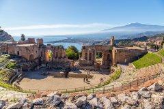 Théâtre antique de Taormina. (© K. Roy Zerloch - Shutterstock)